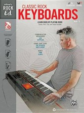 Alfred's Rock Ed. -- Classic Rock Keyboards, Vol