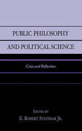 Public Philosophy and Political Science |  |