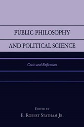 Public Philosophy and Political Science