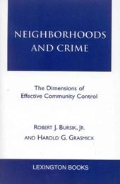 Neighborhoods and Crime