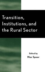 Transition, Institutions and the Rural Sector | auteur onbekend |