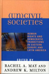 (Un)Civil Societies |  |
