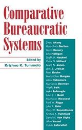 Comparative Bureaucratic Systems | auteur onbekend |
