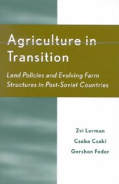 Agriculture in Transition | Zvi Lerman |