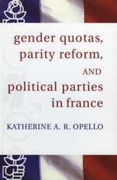 Gender Quotas, Parity Reforms, and Political Parties in France