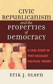 Civic Republicanism and the Properties of Democracy