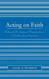 Acting on Faith | Laurie A. Occhipinti |