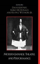Modern Japanese Theater and Performance |  |