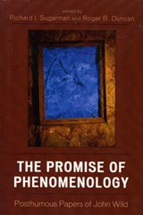 The Promise of Phenomenology | auteur onbekend |