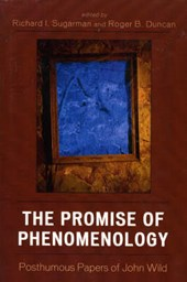 The Promise of Phenomenology
