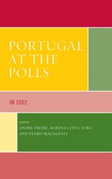 Portugal at the Polls | Andre Freire; Marina Costa Lobo; Pedro Magalhaes |
