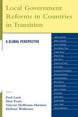 Local Government Reforms in Countries in Transition |  |