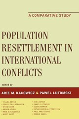 Population Resettlement in International Conflicts | auteur onbekend |