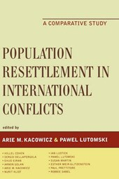 Population Resettlement in International Conflicts
