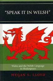 Speak It in Welsh