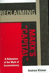 Reclaiming Marx's 'Capital'