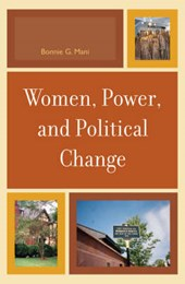 Women, Power, and Political Change | Bonnie Mani |