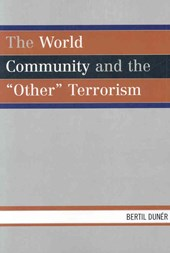 "The World Community and the ""Other"" Terrorism 