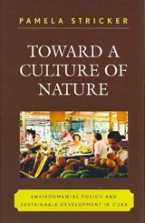 Toward a Culture of Nature | Pamela Stricker |