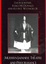 Modern Japanese Theatre and Performance |  |