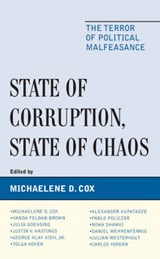 State of Corruption, State of Chaos | Michaelene Cox |