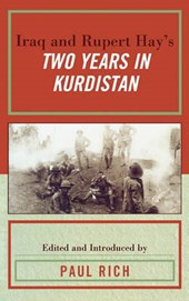 Iraq and Rupert Hay's Two Years in Kurdistan |  |