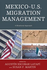 Mexico-U.S. Migration Management | Latai, Augustin Escobar ; Martin, Susan Forbes |