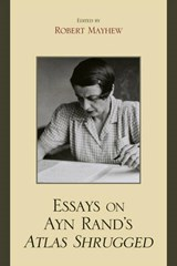 Essays on Ayn Rand's Atlas Shrugged |  |