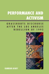 Performance and Activism | Kamran Afary |