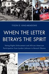 When the Letter Betrays the Spirit | Tyson D. King-meadows |