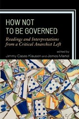 How Not to Be Governed |  |