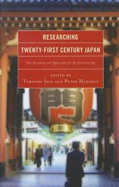 Researching Twenty-First Century Japan