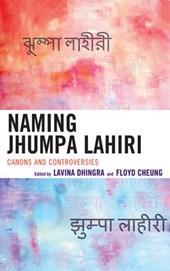 Naming Jhumpa Lahiri