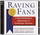 Raving Fans | Kenneth Blanchard |