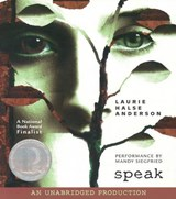 Speak | Laurie Halse Anderson |
