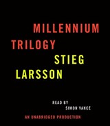 Stieg Larsson Millennium Trilogy Audiobook CD Bundle | Stieg Larsson |