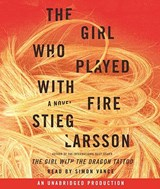 The Girl Who Played With Fire | Stieg Larsson |