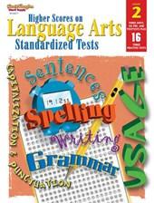 Steck-Vaughn Higher Scores on Language Arts Standa