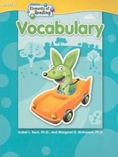 Elements of Reading Vocabulary, Level B