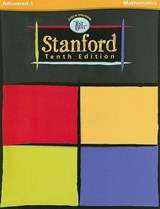Test Best Stanford Advanced 1 Mathematics | auteur onbekend |