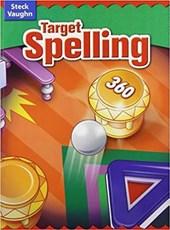 Steck-Vaughn Target Spelling