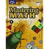Steck-Vaughn Mastering Math