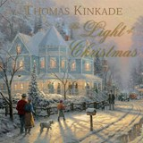 The Light of Christmas | Thomas Kinkade |