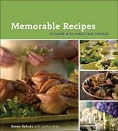 Memorable Recipes