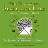 This Book Warps Space and Time