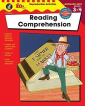 Reading Comprehension, Grades 3 -