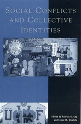 Social Conflicts and Collective Identities | auteur onbekend |