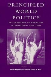 Principled World Politics