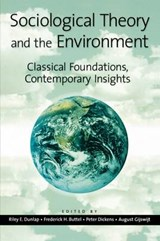 Sociological Theory and the Environment |  |