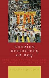 Keeping Democracy at Bay